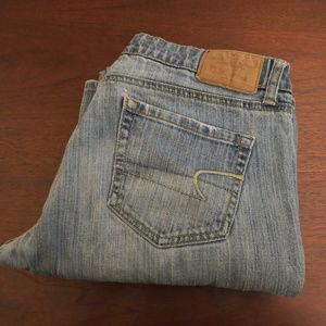 American Eagle Hipster 8 Regular Women's Jeans